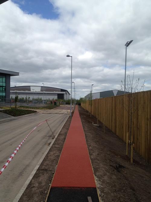 Project Grayson - Trafford Park