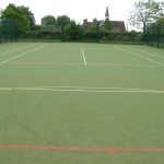 Multi Use Games Area (MUGA) installed in Wrenbury, Cheshire by Premier Recreation